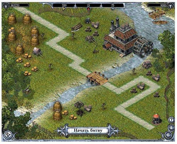 водяные мини башни: